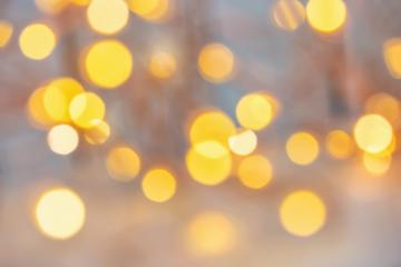 blurred bokeh of Christmas lights. Magic winter holiday abstract background - Stock Photo or Stock Video of rcfotostock | RC-Photo-Stock