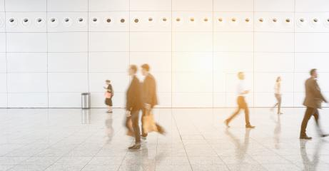 Blurred business people on a airport : Stock Photo or Stock Video Download rcfotostock photos, images and assets rcfotostock | RC-Photo-Stock.:
