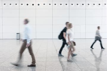 Blurred business people on a traide floor- Stock Photo or Stock Video of rcfotostock | RC-Photo-Stock