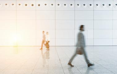 Blurred business people walking- Stock Photo or Stock Video of rcfotostock   RC-Photo-Stock