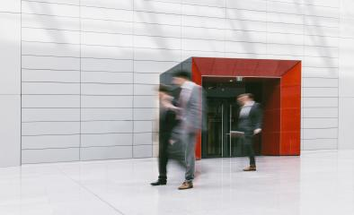 blurred business people walking in a modern floor- Stock Photo or Stock Video of rcfotostock   RC-Photo-Stock