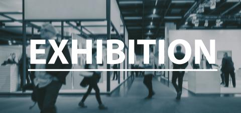 blurred Business people walking on a exhibition - text Concept image- Stock Photo or Stock Video of rcfotostock   RC-Photo-Stock