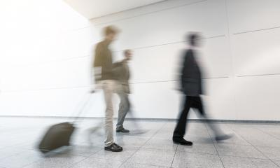blurred commuters walking- Stock Photo or Stock Video of rcfotostock | RC-Photo-Stock
