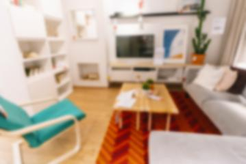 blurred couch decoration in hotel bedroom interior- Stock Photo or Stock Video of rcfotostock | RC-Photo-Stock