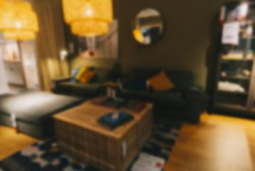 Blurred Living Room with Couches and Retro Instagram Style Filter- Stock Photo or Stock Video of rcfotostock | RC-Photo-Stock