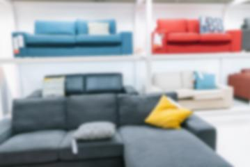 Blurred Living Room with Couches applying Retro Instagram Style Filter- Stock Photo or Stock Video of rcfotostock | RC-Photo-Stock