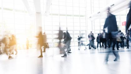 Blurred people at a floor- Stock Photo or Stock Video of rcfotostock   RC-Photo-Stock
