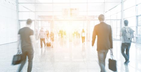 Blurred people walking on a shopping mall- Stock Photo or Stock Video of rcfotostock | RC-Photo-Stock
