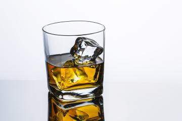 bourbon Whisky with ice cubes : Stock Photo or Stock Video Download rcfotostock photos, images and assets rcfotostock | RC-Photo-Stock.: