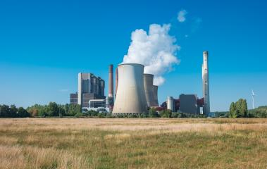 Brown coal power station- Stock Photo or Stock Video of rcfotostock | RC-Photo-Stock