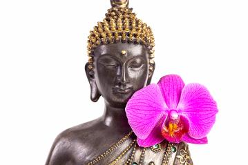 Buddha Statue Joga Buddhismus kopf Asien Meditation Mönch Religion zen wellness- Stock Photo or Stock Video of rcfotostock | RC-Photo-Stock