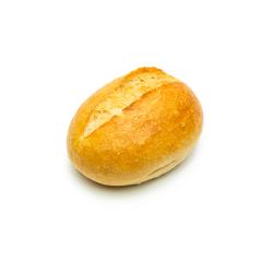 Bun from the bakery on white- Stock Photo or Stock Video of rcfotostock | RC-Photo-Stock