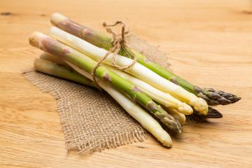 bundle of Asparagus varieties - Stock Photo or Stock Video of rcfotostock | RC-Photo-Stock