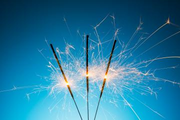 burned sparklers- Stock Photo or Stock Video of rcfotostock | RC-Photo-Stock