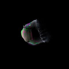 burst Soap Bubble in colorful colors on black background- Stock Photo or Stock Video of rcfotostock | RC-Photo-Stock
