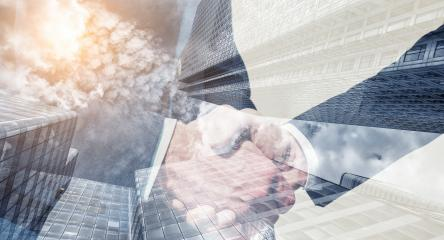 Business partnership meeting Successful handshake after good deal. skyscraper on the background : Stock Photo or Stock Video Download rcfotostock photos, images and assets rcfotostock | RC-Photo-Stock.: