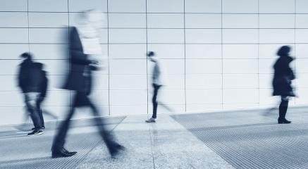 business people crowd walking in a floor- Stock Photo or Stock Video of rcfotostock | RC-Photo-Stock