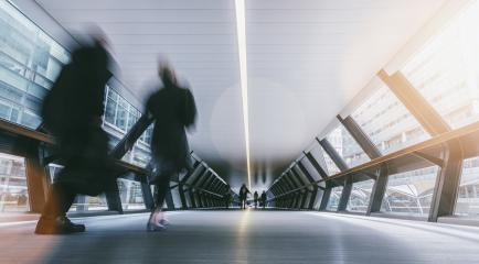 business People in a subway tunnel with copy space for individual text : Stock Photo or Stock Video Download rcfotostock photos, images and assets rcfotostock | RC-Photo-Stock.: