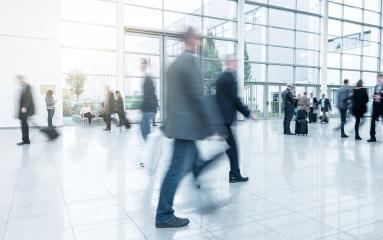 business people in rush- Stock Photo or Stock Video of rcfotostock | RC-Photo-Stock