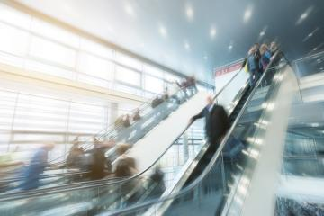 business people using a staircase- Stock Photo or Stock Video of rcfotostock | RC-Photo-Stock
