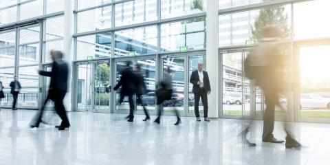 Business People Walking at Rush Hour- Stock Photo or Stock Video of rcfotostock | RC-Photo-Stock