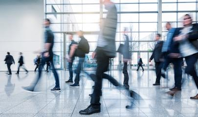 Business People Walking on a modern floor- Stock Photo or Stock Video of rcfotostock   RC-Photo-Stock