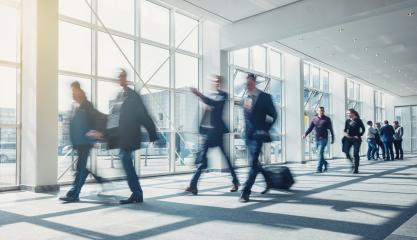 Business People Walking on a modern floor- Stock Photo or Stock Video of rcfotostock | RC-Photo-Stock