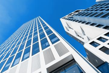 business skyscrapers at Frankfurt, germany- Stock Photo or Stock Video of rcfotostock | RC-Photo-Stock