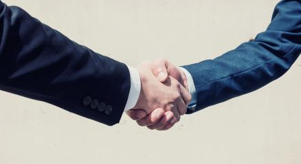 businessmen handshaking after good deal- Stock Photo or Stock Video of rcfotostock | RC-Photo-Stock