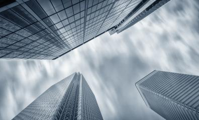 Canary Wharf financial district in London- Stock Photo or Stock Video of rcfotostock | RC-Photo-Stock