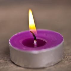 candel with flamme- Stock Photo or Stock Video of rcfotostock | RC-Photo-Stock