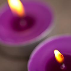 candels with flamme- Stock Photo or Stock Video of rcfotostock | RC-Photo-Stock