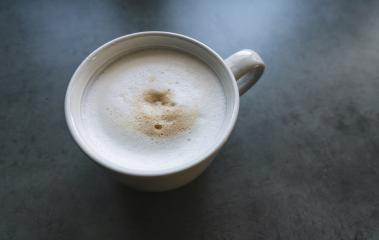 cappuccino in a cup- Stock Photo or Stock Video of rcfotostock | RC-Photo-Stock