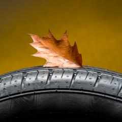 Car tire change in autumn : Stock Photo or Stock Video Download rcfotostock photos, images and assets rcfotostock | RC-Photo-Stock.: