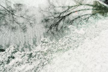 Car window covered with snow  : Stock Photo or Stock Video Download rcfotostock photos, images and assets rcfotostock | RC-Photo-Stock.: