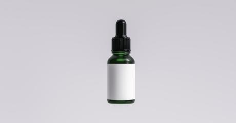 CBD droplet with blank - Stock Photo or Stock Video of rcfotostock | RC-Photo-Stock