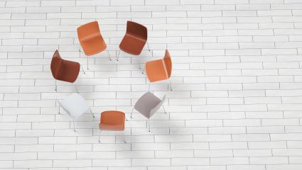 Chairs in a circle - 3D Photorealistic render : Stock Photo or Stock Video Download rcfotostock photos, images and assets rcfotostock | RC-Photo-Stock.: