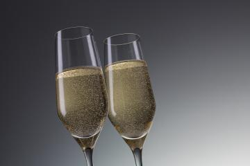 champagne for a jubilee party- Stock Photo or Stock Video of rcfotostock | RC-Photo-Stock