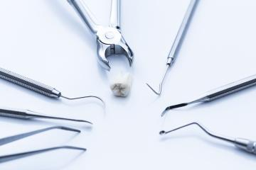 Checkup at the dentist basic cutlery - Stock Photo or Stock Video of rcfotostock | RC-Photo-Stock