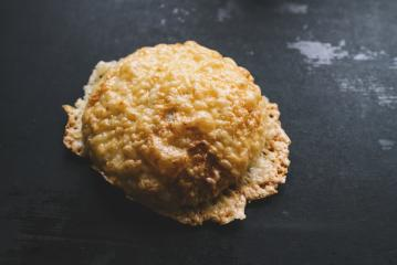 cheese bread roll on a old table- Stock Photo or Stock Video of rcfotostock | RC-Photo-Stock