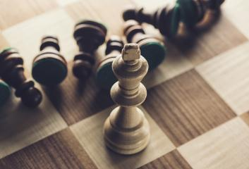 Chess figure, business concept strategy, leadership, team and success- Stock Photo or Stock Video of rcfotostock | RC-Photo-Stock