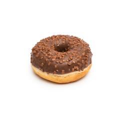 chocolate doughnut isolated- Stock Photo or Stock Video of rcfotostock   RC-Photo-Stock