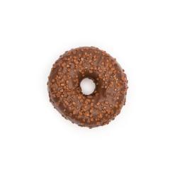 chocolate doughnut isolated on white background- Stock Photo or Stock Video of rcfotostock | RC-Photo-Stock