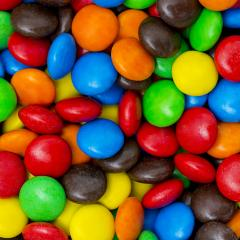 chocolate lentils smarties sweets colorful - Stock Photo or Stock Video of rcfotostock | RC-Photo-Stock