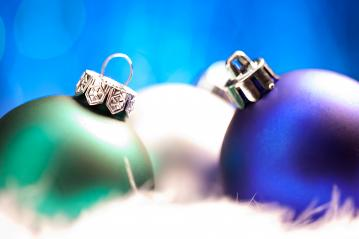 Christmas background. christmas balls with copyspace and snow : Stock Photo or Stock Video Download rcfotostock photos, images and assets rcfotostock   RC-Photo-Stock.:
