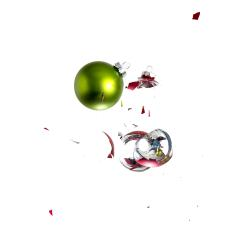 christmas balls bounce- Stock Photo or Stock Video of rcfotostock | RC-Photo-Stock