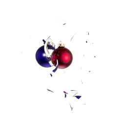 christmas balls explosion- Stock Photo or Stock Video of rcfotostock | RC-Photo-Stock