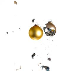 christmas balls explosion- Stock Photo or Stock Video of rcfotostock | RC-Photo-Stock