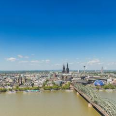city of cologne at spring- Stock Photo or Stock Video of rcfotostock | RC-Photo-Stock