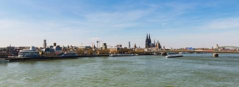city of cologne at spring : Stock Photo or Stock Video Download rcfotostock photos, images and assets rcfotostock | RC-Photo-Stock.: